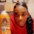 【画像】超強力接着剤を髪に使った女性の末路がこちら・・・