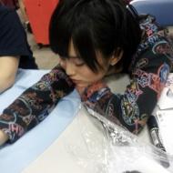 朗報  NMB  さや姉(山本彩)の寝顔が可愛くなる アイドルファンマスター