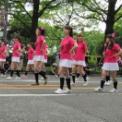 2012年 横浜開港記念みなと祭 国際仮装行列 第60回 ザ よこはま パレード その41(戸塚高校横浜Fマリノスダンス・ダンス・ダンス)