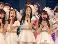 ℃-uteラストハロコンで「がんばっちゃえ!」 を歌っている時のハロプロメンバーの様子
