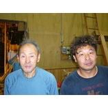 『麹室の改修工事 2』の画像