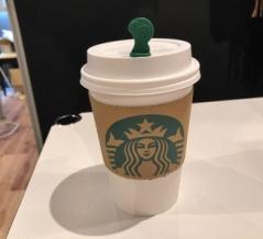 連休明けはスターバックスなコーヒーでいきます。