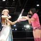【山下実優vs坂崎ユカ全記録】  ①2014年1月28日 渋...