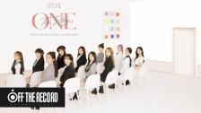 IZ*ONE オンラインコンサート「ONE, THE STORY」スペシャルメッセージ動画公開