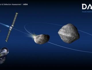 地球を襲う小惑星の軌道をそらせ…強力イオンエンジンが準備完了!