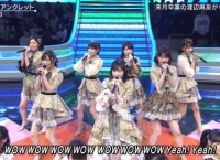 【Mステ】AKB48が「11月のアンクレット」を披露!チーム8からは小栗有以が出演!