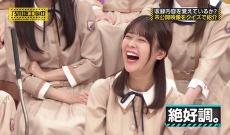 【乃木坂46】大きな口だwww 岩本蓮加いい笑顔だな!