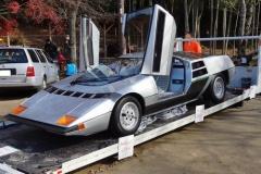 スーパーカーブームの中、突如現れて消えた国産スーパーカー童夢−零の想い出