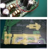 『intelSE7505VB2 コンデンサ交換』の画像