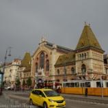 『ハンガリー旅行記23 お土産を購入するのにお勧め、ブダペストの台所中央市場』の画像