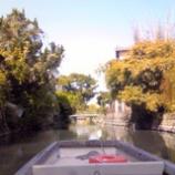 『柳川の川下り』の画像