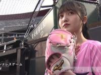 【乃木坂46】久保史緒里、ピンクユニが似合い過ぎてるwwwwww