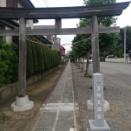 三芳野天神社 埼玉県川越市大字的場1905