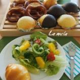 『基礎 スイートブール、天然酵母 山食、中級 編みパン』の画像