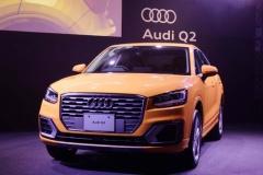 アウディ 新型SUV「Q2」発表! 日本の道路事情に合致