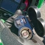『Ninja250にシガーソケット・USB電源を取り付けようとしたけどできなかった話』の画像
