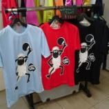 『【おすすめ商品】DONIC×ひつじのショーンTシャツ入荷しました!』の画像