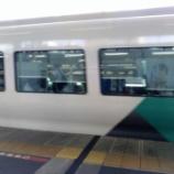 『中央快速線 朝ラッシュ時中野駅の乗降観察(後半)』の画像