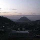 『(香川)富士山のようなシルエット』の画像