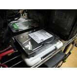 『同業者様からのハードディスクデータ復旧依頼品』の画像