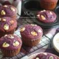 【レシピ】紫いものチーズマフィン。~ペーストorパウダー、正解はどっち?~