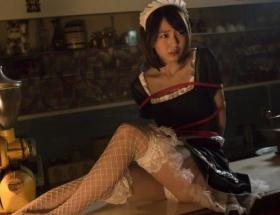 【画像】トッキュウ3号のミオがまさかのメイド服姿でパンチラ披露