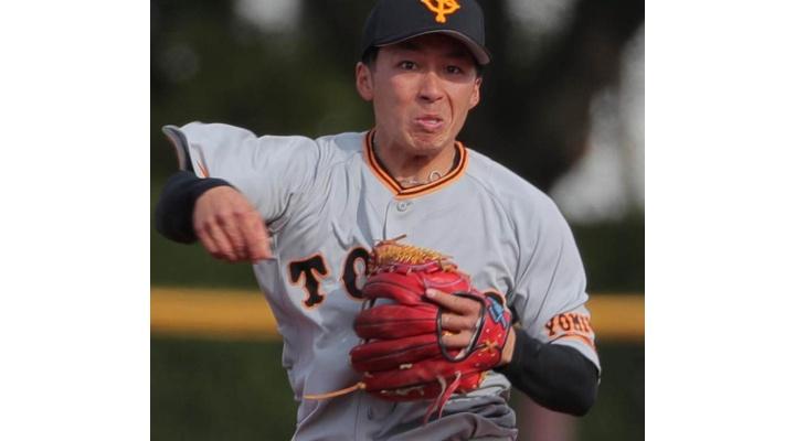 巨人・増田大輝が1軍初昇格! 出塁率、盗塁数、四球はイースタントップ!