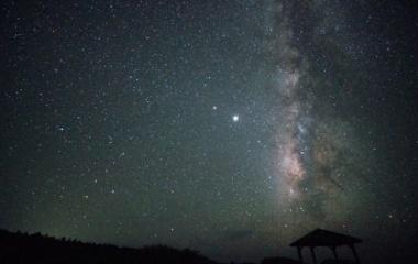 『投稿:夏の天の川&鍾乳洞 2020/08/25』の画像