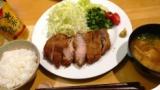 高い肉で牛カツ定食作ったったwww(※画像あり)
