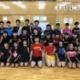 静岡県の浜松修学舎さんで講習会をやってきました。  中高一貫校で、県1位に何度もなってて、全国で活躍する選手をたくさん輩出してます。  必