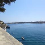 『マルタ旅行記8 海が見渡せる隠れた絶景スポットの公園、ローワー・バラッカ・ガーデン』の画像