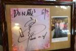 藤が尾のDEN蔵に高島礼子がきてたみたい!TBSの番組取材で来てたみたい!