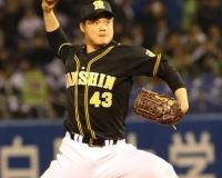 【阪神】守屋功輝 8試合 0勝0敗1H 防御率0.00