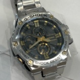 『G-SHOCK G-STEELシリーズ【GST-B100D-1A9JF】』の画像