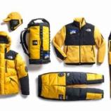 『国内オンライン抽選11/28-12/9 The North Face 『 7 Summits 』 Limited Collection』の画像