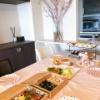 AKB込山榛香「毎年恒例の家族でお花見🌸」