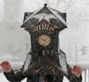 【画像】「がっかり、がっかりって言うなー!」…札幌市時計台が怒って妖怪に?新ゆるキャラ、「キモかわいい」と人気