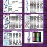 『【乃木坂46】チケットホルダーの残り方がエグい・・・18th個握@名古屋『オフィシャルグッズ』詳細が公開!!!』の画像