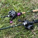 Keep Casting.  Leon's style fishing.