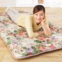 床付きを感じにくく寝心地も大満足!超軽量で移動もラ…