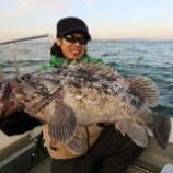 『12月14日 釣果 スーパーライトジギング SLJ クレイジーオーシャン釣行会 太田さん遊びに来ていただきました。』の画像