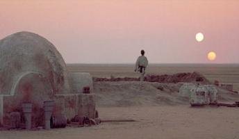 【宇宙】映画「スター・ウォーズ」に登場する惑星タトゥイーンは実在した? 2つの太陽持つ岩石惑星の証拠発見