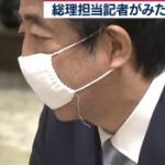 【アベノマスク】安倍総理は自分の「布マスク」は自分で手洗いしているらしい!