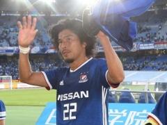 元日本代表・中澤佑二(40歳)、現役引退へ