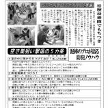 『桔梗町会「各部だより」12月号発行』の画像