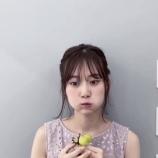『【乃木坂46】山下美月、口いっぱいに頬張ってしまう・・・』の画像