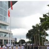 『【香港最新情報】「29日からコンベンションセンター付近は交通規制」』の画像