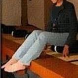 『座禅・瞑想・マインドフルネスで膝が痛い・膝痛になるー原因と対策1』の画像