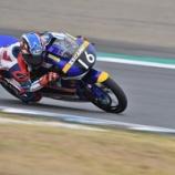 『DOOUBLE OSupportFamily(全日本ロードレース選手権)J-GP3』の画像