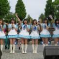 2017年横浜開港記念みなと祭ヨコハマカワイイパーク その26(お掃除ユニット東京クリアーズ)